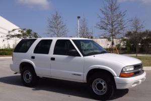 2005 Chevrolet Blazer LS 4X4