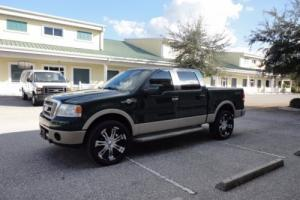 2007 Ford F-150 KING RANCH AWD