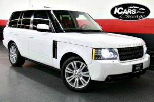 2011 Land Rover Range Rover HSE LUX 4dr Suv