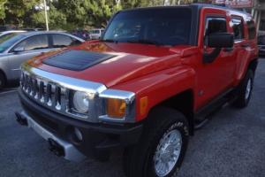 2008 Hummer H3 4WD Photo