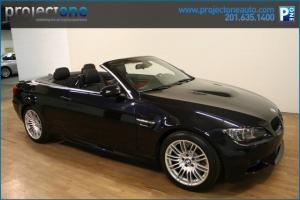2012 BMW M3 Convertible -- Photo