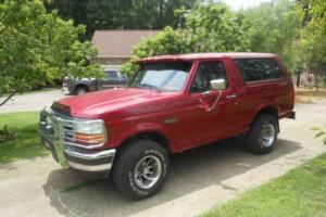 1994 Ford Bronco Photo