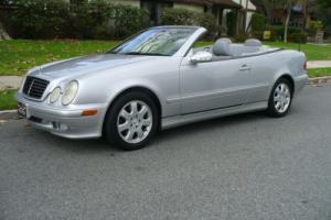 2003 Mercedes-Benz CLK-Class Photo