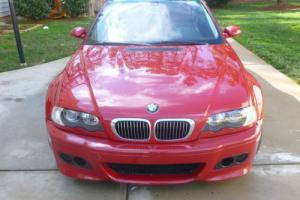 2003 BMW M3 Convertible, Low miles