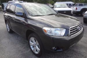 2010 Toyota Highlander Limited 4x4