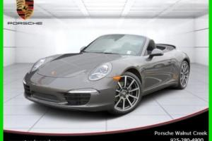 2014 Porsche 911