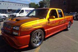 "2002 Chevrolet Silverado 1500 Ext Cab 143.5"" WB"