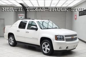 2012 Chevrolet Avalanche LTZ 2WD Navigation DVD Sunroof Cooled Seats Rear Camera