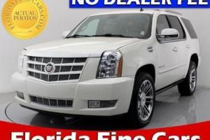 2012 Cadillac Escalade 2WD 4dr Premium