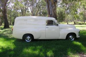 FJ HOLDEN PANELVAN ( DECEASED SALE )
