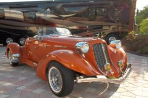 1936 Replica/Kit Makes AUBURN Speedster/Boatail Photo
