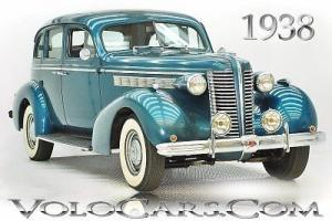 1938 Buick Series 60 Sedan --