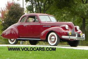 1939 Buick 46-S Sport Coupe --