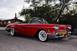1958 Cadillac Eldorado Eldorado