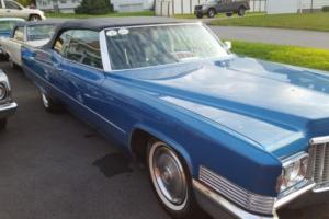 1970 Cadillac DeVille Coupe Photo