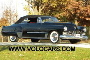 1948 Cadillac Series 62 Convertible --