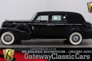 1939 Cadillac 7 Passenger Touring W/ Trunk --