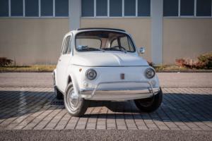 1971 Fiat 500 F Photo