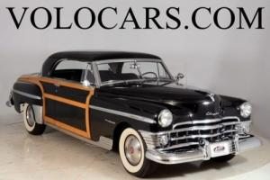 1950 Chrysler Town And Country -- Photo
