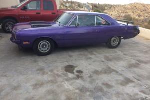 1971 Dodge Dart 2 DR Hardtop Photo