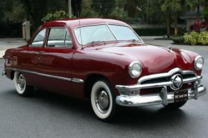 1950 Ford  TUDOR RESTORED  - 50K MILES