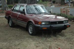 1983 Honda Accord LE