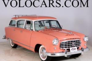 1955 Hudson Rambler --