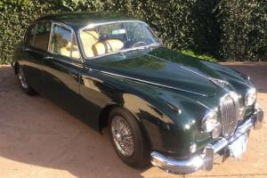 1962 Jaguar MK2 3.8 manual  MK 2
