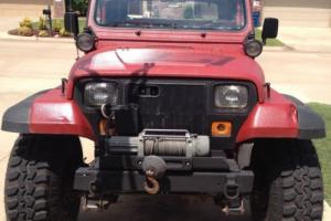 1987 Jeep Wrangler Off-Road & Daily Driver