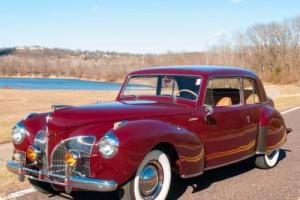 1941 Lincoln Continental Continental Coupe