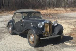 1950 MG T-Series Photo