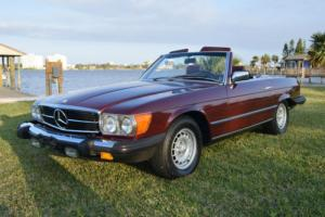 1985 Mercedes-Benz SL-Class Excellent 1 Owner and Highly Original 380sl Photo