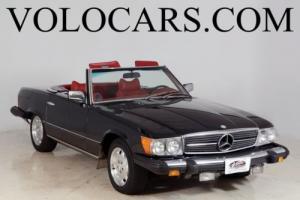 1976 Mercedes-Benz SL-Class -- Photo
