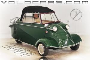 1956 Messerschmitt KR200 Kabrio --