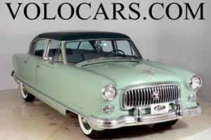 1952 Nash Ambassador Super -- Photo