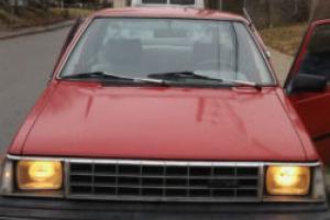 1984 Nissan Sentra Photo