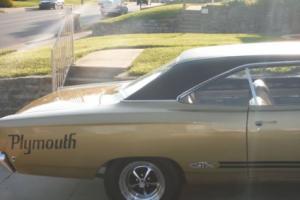 1988 Plymouth GTX 2 Dr. Photo