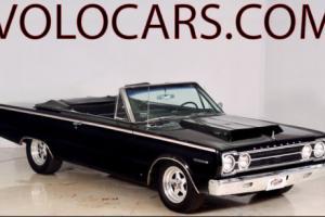 1967 Plymouth Belvedere II -- Photo