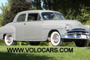 1951 Plymouth P23 Club Coupe --