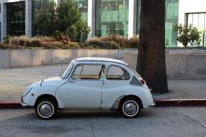 1969 Subaru 360 -- Photo