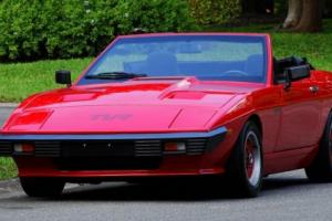 1985 Other Makes TVR 280i TVR LUXURY CONVERTIBLE Photo