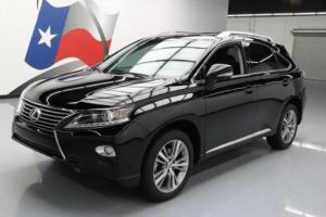 2015 Lexus RX PREMIUM SUNROOF NAV CLIMATE SEATS