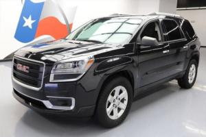 2014 GMC Acadia 8-PASS THIRD ROW ALLOY WHEELS