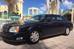 2002 Cadillac DeVille Luxury Car