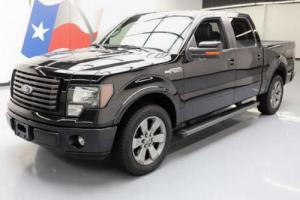 2012 Ford F-150 FX2 SPORT CREW 5.0 V8 LEATHER 20'S