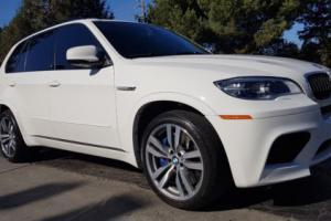 2013 BMW X5 X5M