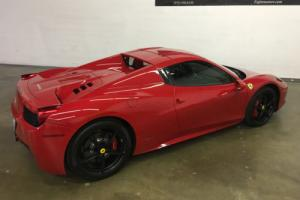 2014 Ferrari 458 2300 miles  services Done