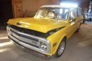 1969 Chevrolet Suburban Suburban
