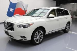 2014 Infiniti QX60 DELUXE TOURING PANO ROOF DVD