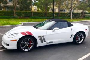 2012 Chevrolet Corvette Grand Sport Heritage Edition